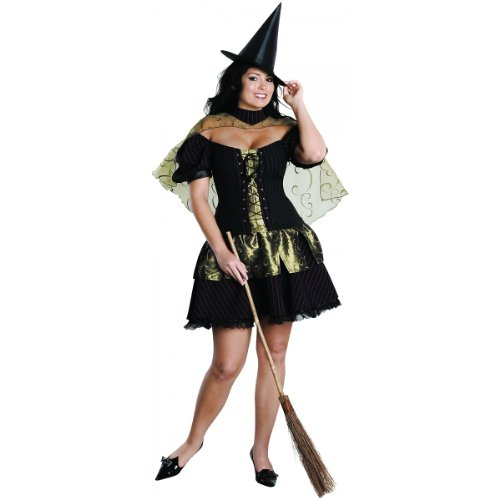 Wicked Witch of the West Costume - Plus Size - Dress Size 16-20
