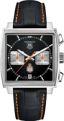 NEW TAG HEUER MONACO MENS WATCH CAW211K.FC6311