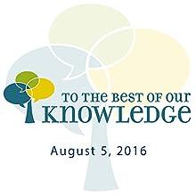 To the Best of Our Knowledge: The Voice (English) Radio/TV Program Auteur(s) : Jim Fleming Narrateur(s) : Jim Fleming