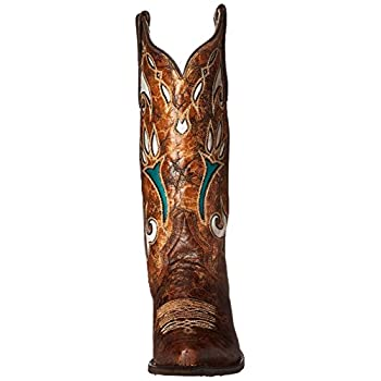 Stetson Womens Vintage Tulip Western Boot