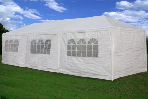 10'x30' Party Wedding Tent Gazebo Pavilion Catering Carport Shelter New