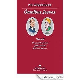 Omnibus Jeeves. (Tomo II) (Otra vuelta de tuerca)