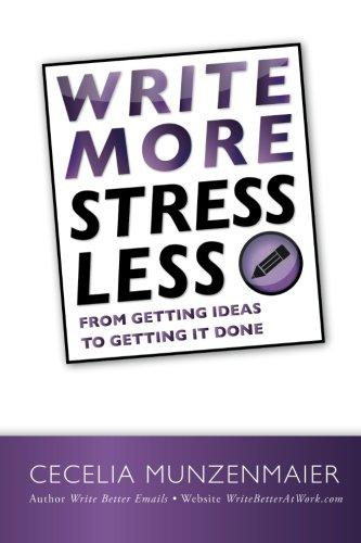 Write More, Stress Less