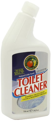 Earth Friendly Products Toilet Cleaner, 24 Ounce