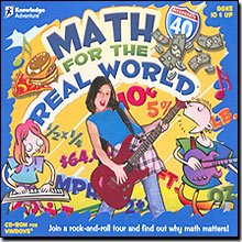 Brand New Knowledge Adventure Math For The Real World Over 4,000 Word Problems In Nine Key Areas