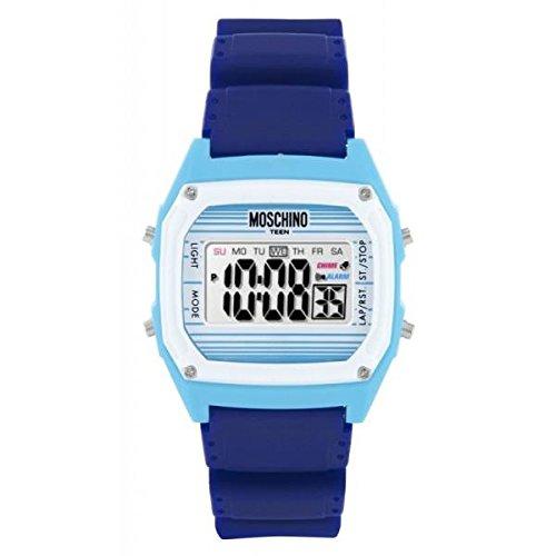 Orologio MOSCHINO DIGIT Unisex - mw0392