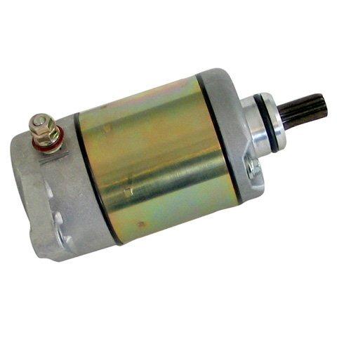 Starter Motor Suzuki, Manufacturer: Ricks, Manufacturer Part Number: 61-303-Ad, Stock Photo - Actual Parts May Vary.