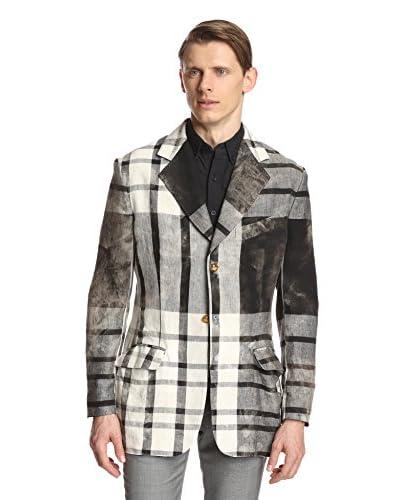 Vivienne Westwood Men's Checked Blazer
