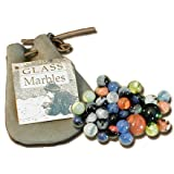 Glass Marbles Old Fashioned Toy Marbles, Game Of Marbles For Kids