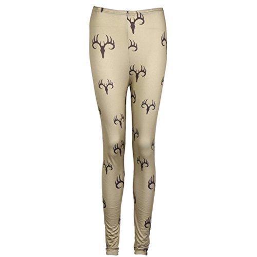 zolimx-mode-frauen-skinny-gedruckt-stretchy-hosen-leggings-m-gold