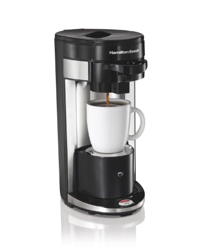 Buy Discount Hamilton Beach Single-Serve Coffee Maker, FlexBrew (49999A)