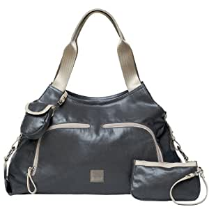 jj cole collections technique diaper bag gray discontinued by manufacturer. Black Bedroom Furniture Sets. Home Design Ideas