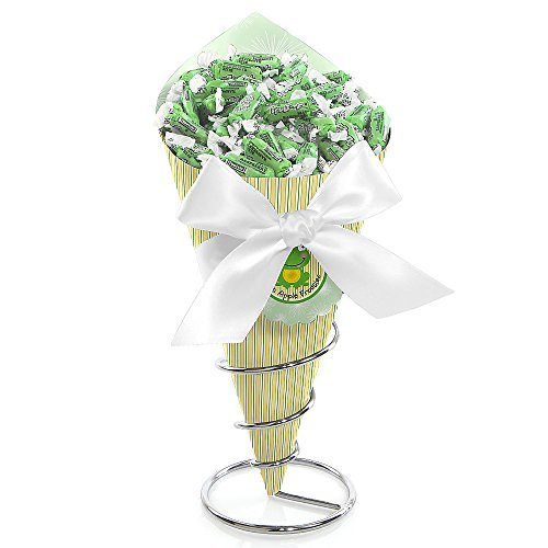 Froggy Frog - Birthday Party Candy Bouquets With Frooties front-764974