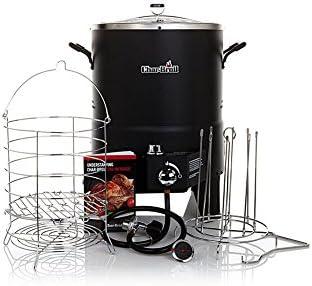 Char-Broil Oil-Less Turkey Fryer Bundle