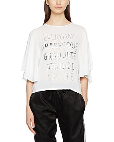 DEHA Camiseta Manga Corta Blanco
