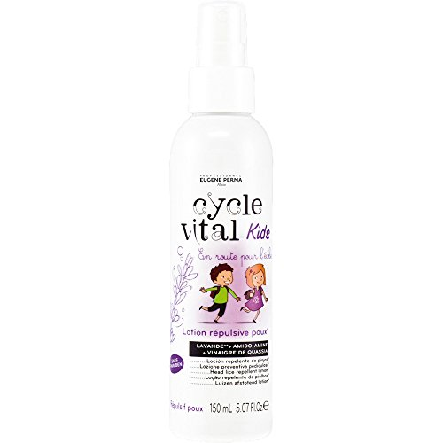 Spray Cycle Vital Spray repelente pidocchi - 150 ml -