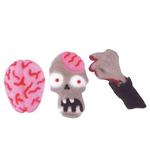 Zombie Attack Assortment Dec-on, 12 ct