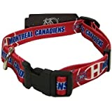 Montreal Canadiens NHL Licensed Small Dog/Cat Pet Collar