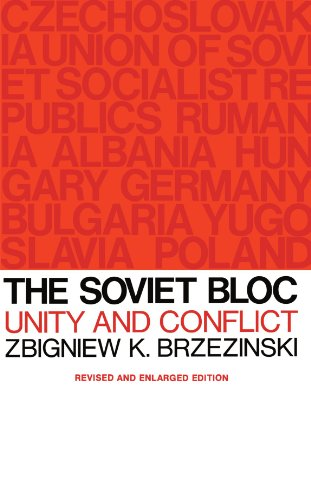 The Soviet Bloc: Unity and Conflict (Center for International Affairs)