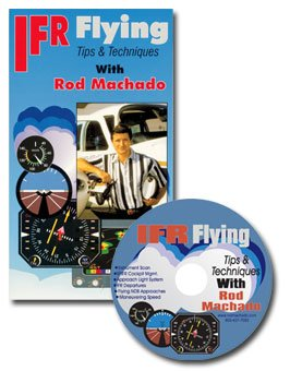 Rod Machado'S Ifr Flying Tips & Techniques On Dvd