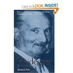 Heidegger: An Introduction Richard Polt