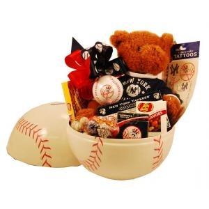 New York Yankees Kid Gift Basket