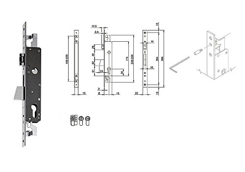 iseo-783202252-serratura-infilare-entrata-25mm-frontale-acciaio-22mm-chiusura-triplice-serramenti-me