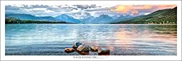 Glacier National Park | Montana | New Release (BUY ANY 2, GET 3rd FREE)