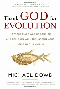 "Cover of ""Thank God for Evolution: How th..."