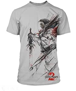 T-Shirt 'Guild Wars 2'  - Logan - Taille M