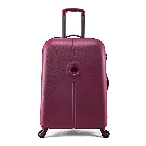 delsey-maleta-rojo