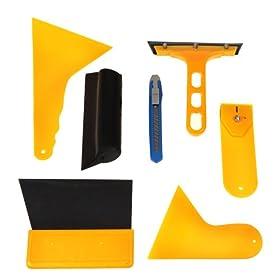 Tera Installation Tool Kit for Automobile Auto Car Film Wrap Trim Vehicle Window