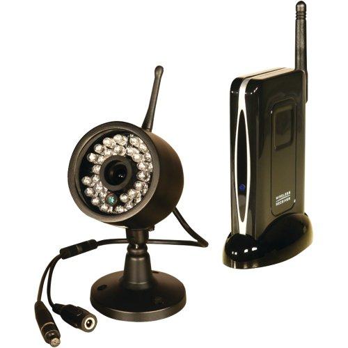 Security Labs SLW-301 Digital Secure Wireless Weatherproof IR Camera Kit