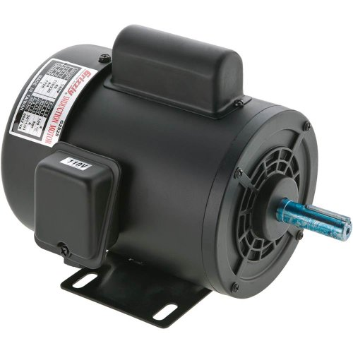 Grizzly G2532 Single-Phase Motor, 1 HP by Grizzly