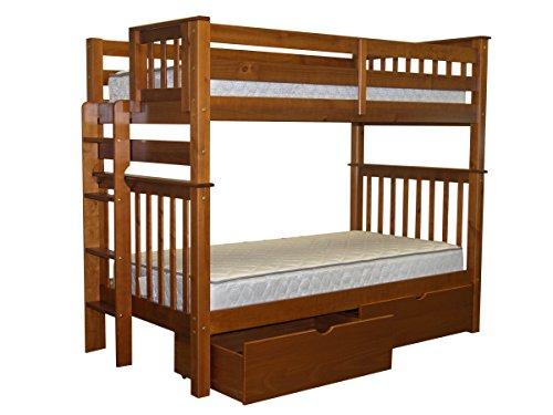 Bedz King Bunk Bed 1262 front