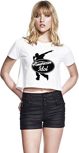american-idol-black-dancer-logo-continental-jersey-ritagliata-femminile-women-cropped-t-shirt-stylis