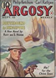 img - for ARGOSY Weekly: September, Sept. 10, 1938 (