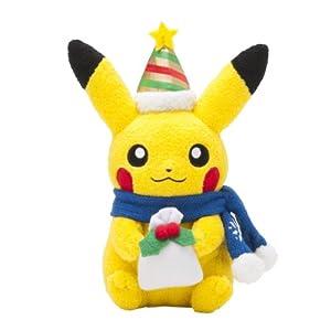 ポケモンセンターオリジナル ぬいぐるみ ピカチュウ クリスマス2013