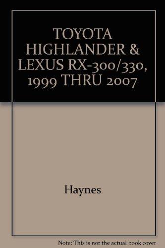 toyota-highlander-lexus-rx-300-330-1999-thru-2007