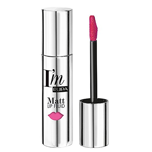 PUPA I'M Matt Lip Fluid n. 072 fancy fuchsia - rossetto mat / mat listick
