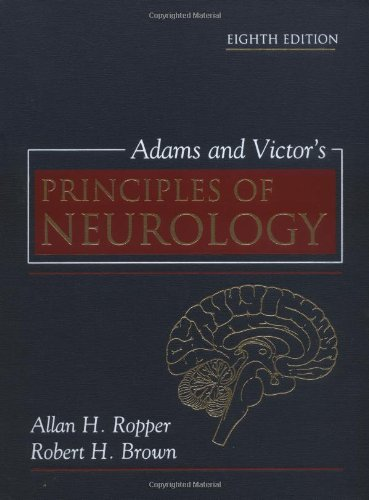 Adams And Victor'S Principles Of Neurology (8Th Edition)