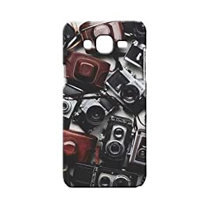 BLUEDIO Designer 3D Printed Back case cover for Samsung Galaxy J7 - G3848