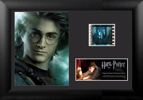 Picture of Film Cells Harry Potter and the Goblet of Fire (S3) Minicell Film Cell Figure (B002EX6C8K) (Harry Potter Action Figures)