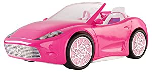 Barbie Fab Life: Glam Convertible
