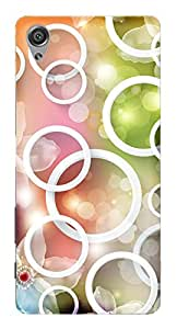 WOW Printed Designer Mobile Case Back Cover For Sony Xperia X Performance