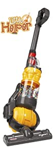 Toy Vacuum- Dyson Ball Vacuum With Real Suction and Sounds by Casdon Toys