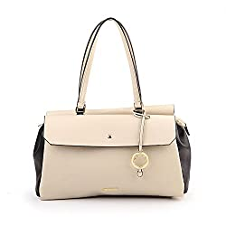 Cathy London Womens Handbag (Beige, Cathy-134)