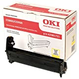 OKI Yellow Image Drum for C5800/C5900: 43381721 (43381721)