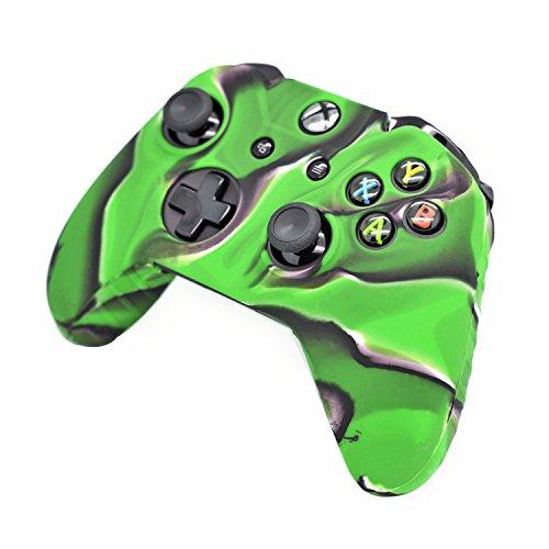 iprotect-custodia-protettiva-in-silicone-per-skin-in-verde-nero-microsoft-xbox-one