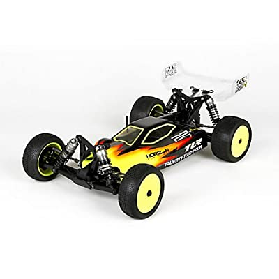 TLR 22-4 Race Kit: 1/10 4WD Buggy